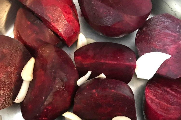 Market day and beets